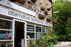 Alternative Technology Centre, Hebden Bridge: community energy resource