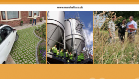 Marshalls, Elland: reducing the energy consumption in landscaping
